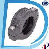 Accoppiamento di gomma flessibile Grooved mezzo di Victaulic della conduttura dell'acciaio inossidabile