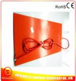 riscaldatore della gomma di silicone del riscaldatore della stampante 3D di 24V 350*700*1.5mm