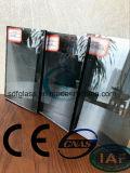 セリウム、ISO (3mmに12mm)が付いている染められたフロートガラスヨーロッパの灰色の染められた