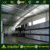 Проектированный пакгауз стальной структуры