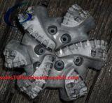 6 bit da mão PDC de bit de broca segundo das lâminas PDC