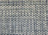 Placa de tecido em tecido de cor mista 4X4 para restaurante