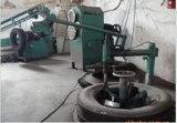 إطار العجلة يعيد صحافة مسحوق مطّاطة/إطار العجلة مهدورة يسحق معدّ آليّ