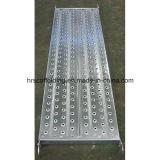 Plancia/piattaforma galvanizzate dell'armatura del metallo