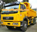 FAW JAC 6X4のダンプカーの貨物自動車/ダンプトラック
