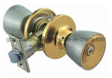Botão tubular Lockset do fechamento de porta - 6592