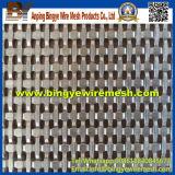 Maille décorative d'acier inoxydable utilisée pour des meubles