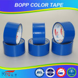 BOPP adhesiva de color cinta de sellado del cartón (HS-04)