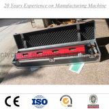 Máquina portable usada para empalmar la banda transportadora de goma