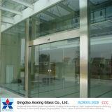 Espaço livre/vidro endurecido/Tempered liso/geada para o edifício/porta