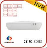 4CH 720p ONVIF WiFi alarme NVR