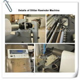 팩스 Paper Slitting와 Rewinding Machine