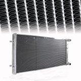 Radiateur d'automobile de système de refroidissement de haute performance