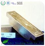 高品質の純粋な99.99%の錫のインゴット、Snのインゴット99.99%