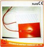 超音波清浄はヒーターのシリコーンのヒーター110V 100W 380*80* 1.5mmを機械で造る