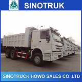 25ton Sinotruck 336HP HOWOの標準ダンプのダンプカートラックの価格エチオピア