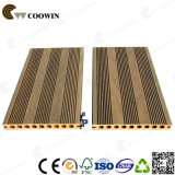 Nouveau design WPC Wood Plastic Composite Deck 200 * 25mm