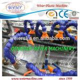 PEの螺線形の保護包む管の放出機械
