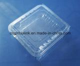 Contenitore impaccante impaccante di mirtillo di plastica a gettare puro del contenitore del mirtillo da 125 grammi