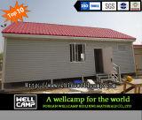 별장을%s 가벼운 강철 구조물 강철 모듈 집