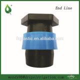 Blaues Multi-Size Bewässerung-Rohr 4 Zoll-Plastikschlauch