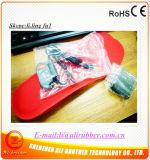 Plantilla eléctrica de la calefacción de la venta caliente con la batería 3.7V del Li-Polímero 1800mAh