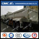 고품질 Hongyan Iveco 6*4 U 상자 덤프 트럭