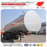 Китая Qilin тавра химически жидкостный топливозаправщика трейлер Semi для сбывания