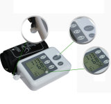 Monitor Gt-702 da pressão sanguínea do braço de Digitas