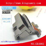 Inarcamento della clip della coda della cinghia del metallo degli accessori della cinghia