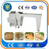 Pedazos Textured industriales de la soja que hacen la máquina