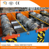 Dixin Hot Sale 980 Aluminium Profile Flooring Deck Machinery