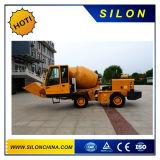 auto 1.2m3 che carica il camion della betoniera con Cummins Engine (HK1.2)