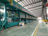 PPGI, machines de production de PPGL avec tous les accessoires