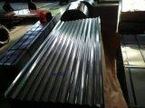 0.14-0.8mm heißes eingetauchtes galvanisiertes gewölbtes Stahlblatt