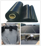 De Zwarte Voeringen van de Vijver van het Broodje EPDM Geomembrane Gebruikte