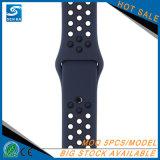 De hete Band van de Riem van het Horloge van het Silicone van de Sport van de Verkoop voor het Horloge van de Appel