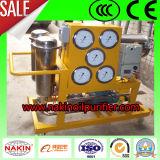 Beweglich Öl-Reinigungsapparat, Öl-Reinigungs-Maschine Platte-Betätigen