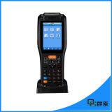 Terminal d'androïde de scanner de code barres de l'écran tactile de mode PDA