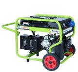 5kw/5kVA elektrischer elektrischer Benzin-Generator des Treibstoff-220/380V mit Cer, FC6500e
