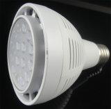 3years 보장을%s 가진 40W E27 PAR30 LED 반점 빛