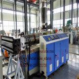 Hölzerne Plastikfußboden-Vorstand-Strangpresßling-Zeile Belüftung-Fußboden-Vorstand-Basisschicht-Strangpresßling-Maschine