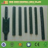 Poste galvanisé ou vert du marché américain en métal T de frontière de sécurité