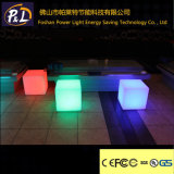 16 cores que mudam o cubo do diodo emissor de luz da mobília da barra do evento do partido