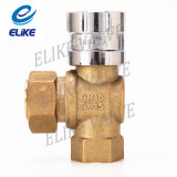 Safety d'ottone Ball Valve per Water Meter