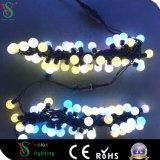 Luzes Multicolor da corda da esfera do diodo emissor de luz do produto por atacado da alta qualidade