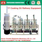 Fabrication cuisson de 1t-200t/D de machine de pétrole et matériel de raffinerie d'huile de palmier d'édile
