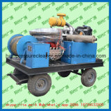 Macchina diesel ad alta pressione di pulizia della fogna della rondella del tubo di scarico