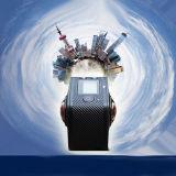 Mini action de Digitals ventes en gros d'appareil-photo de 360 degrés pour le rabot de RC