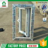 Usine personnalisée de guichet de PVC d'OEM (WJ-W0020)
